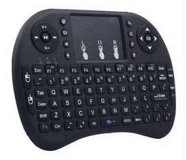 Teclado inalámbrico para tv box . Air Mouse Wifi Recargable Para Tv Box , Tv , Consolas , pc y mas