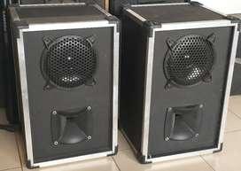 Sistema potenciado para sonido en vivo
