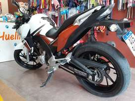 Vendo Honda twister