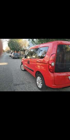 Vendo Fiat Doblo 2014-1.4- 7 asientos