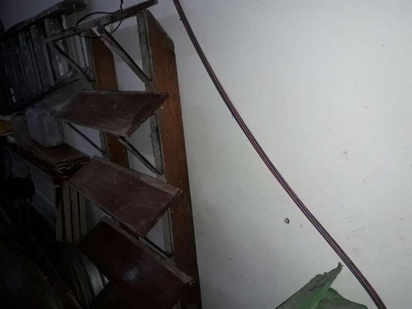 Escalera de Madera 0