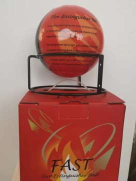 Extintor Tipo Bola Fire Ball, Fast Fire