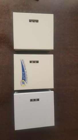 se venden 3 discadores para linea telefonica