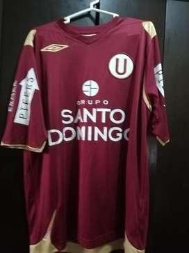 Camiseta Universitario Alterna 2008