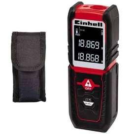 Medidor De Distancia Telemetro Laser Bosch Einhell 25 Metros TC-LD 25