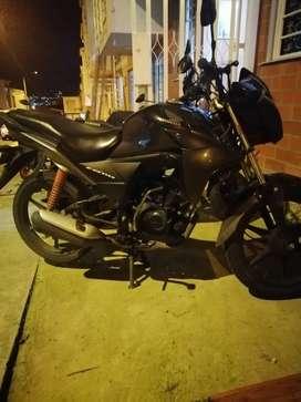 Se vende moto CBF 110