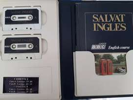 Ingles Britanico con Cassete y libros