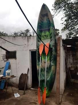 vendo kayak familiar 3 personas