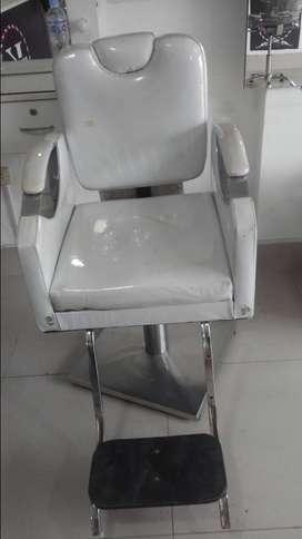 Vendo silla peluqueria