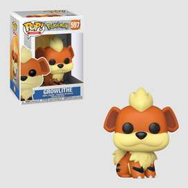 Funko Pop Growlithe Pokemon