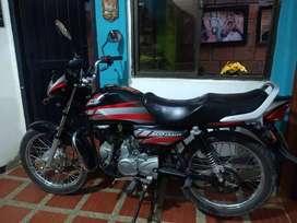 Se vende moto ECO DELUXE mod. 2015