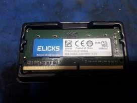 Memoria RAM ddr4 8gb 2400 portatil
