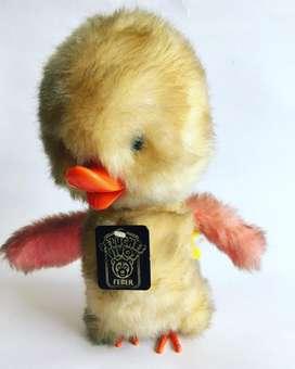 Pollo a cueda antiguo