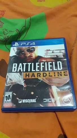Vendo o cambio Battlefield Hardline