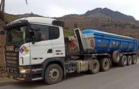 VENTA DE TRACTO SCANIA G420 6X4, AÑO 2011, BIEN CONSERVADO