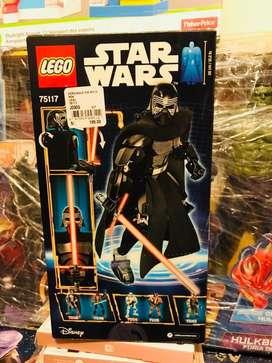 Lego star wars Kylo Ren new sellado