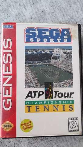 Cartucho de sega ATP TOUR CHAMPIONSHIP TENNIS