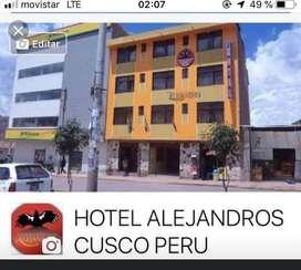 alquiler de Hotel