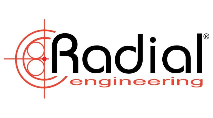 Preamplificador Radial PREMAX Channel Strip 0