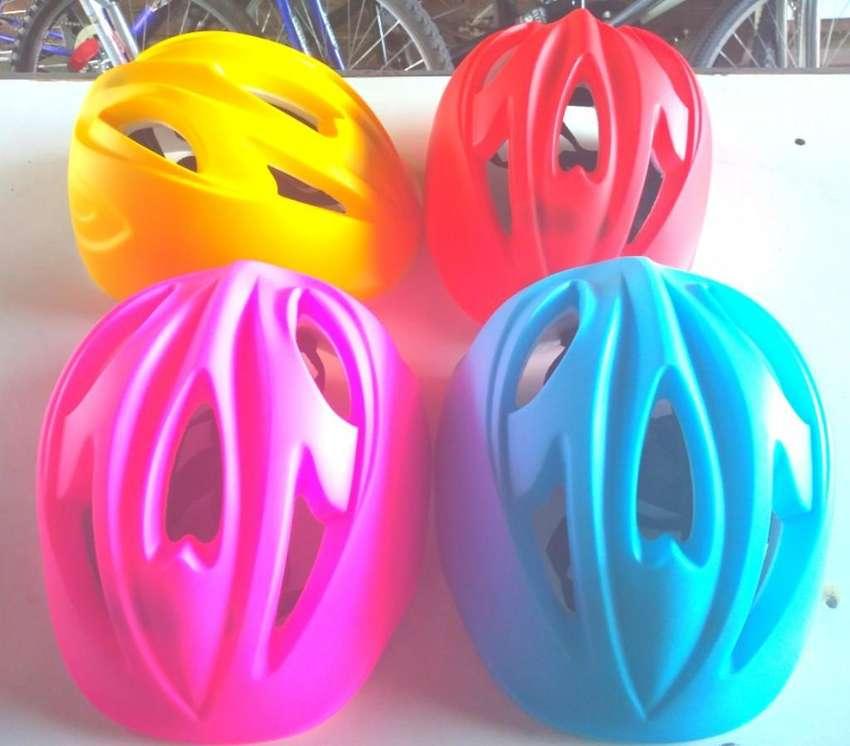 Casco Proteccion P/ciclismo,skate,etc 0