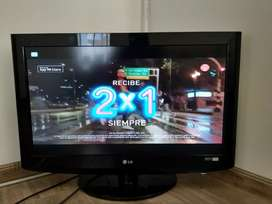 "Vendo Tv Lg 32 pulgadas ""NO ES SMART"""