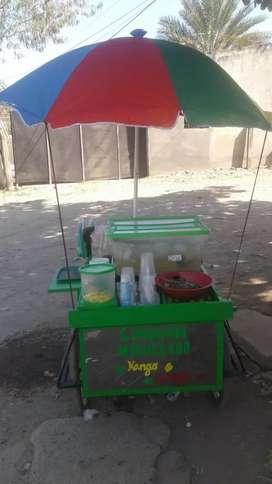 Triciclo para jugos