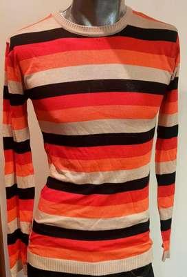 Sweater mujer hilo. Talle S. NUEVO