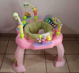 Saltarin (Jumper) para bebé - niña