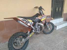KTM 65 SX 2014