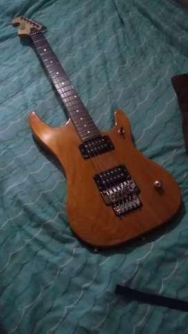 Guitarra electrica en perfecto estado