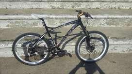 Vendo Bicicleta Raleigh Mojave 5.0 Rodado 26 Alivio