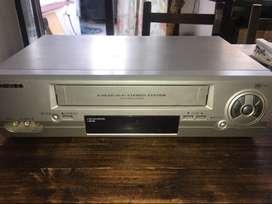 Videocasetera Daewoo 6 Cabezales Hi-Fi