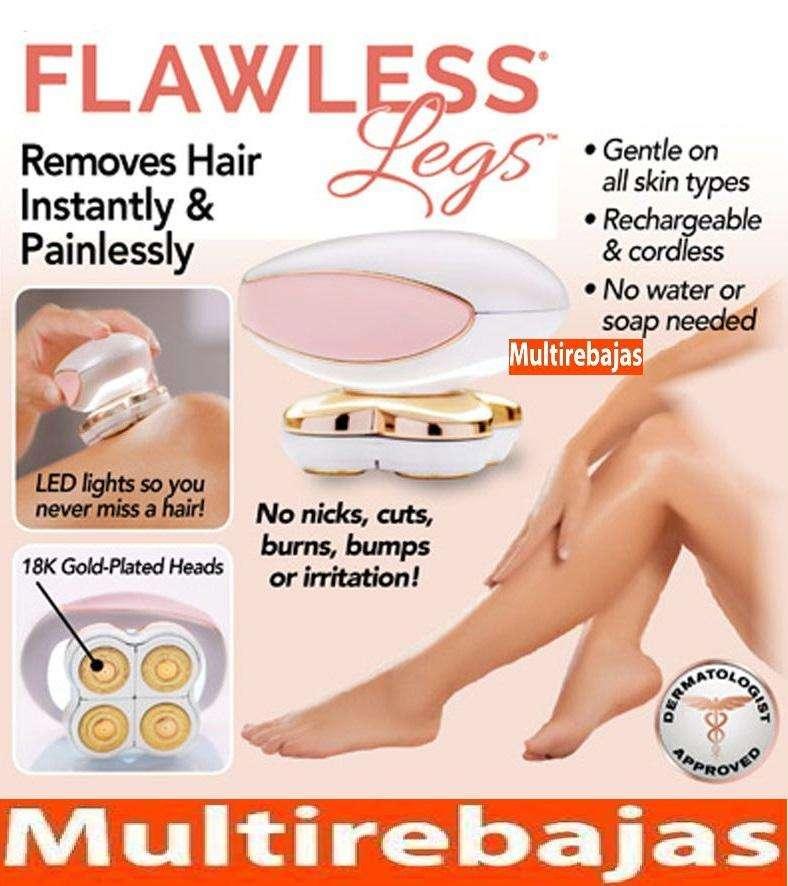 Excelente Flawless Leg Sus Piernas Quedaran Lisas y Perfectas 0