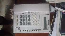 Telefono multifuncion KX-T7730 blanco