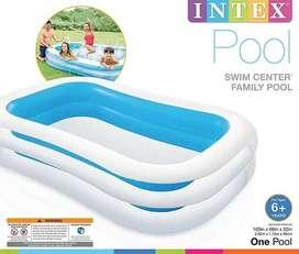 Vendo Pscinas inflables grande azul 3d