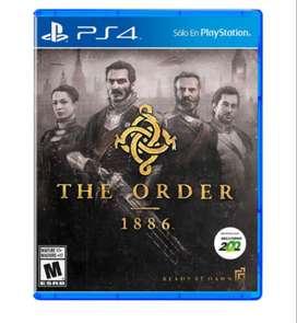 The order: 1886 - Juego PS4 (En físico, buen estado)