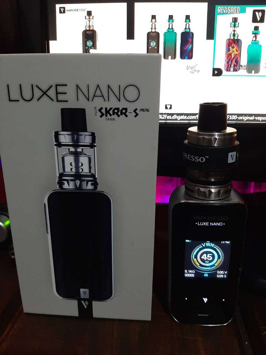 Vapera Luxe Nano 0