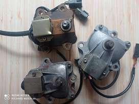 Komatsu. Motores de aceleración.