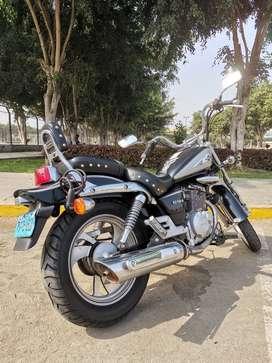 Suzuki GZ150 inyectada