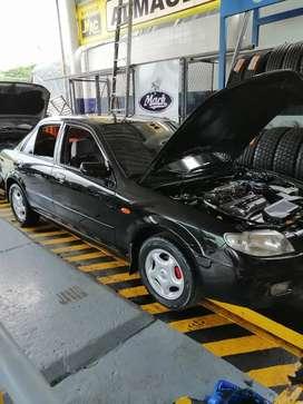 Se vende o permuta hermoso Mazda alegro