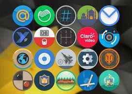 Curso Diseño  íconos Para Paginas  Web con Adobe Illustrator