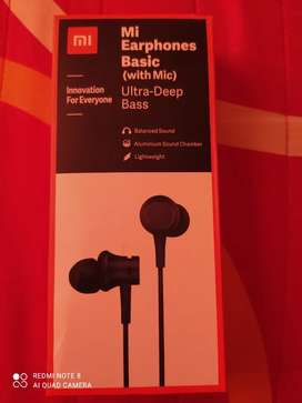 audifonos auriculares xiaomi mi originales