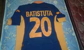 Vendo camiseta Roma batistuta