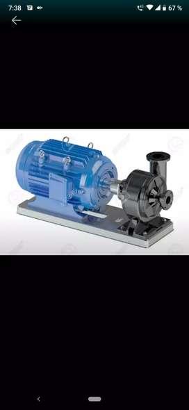 Reparación de motores eléctricos y bombas de agua