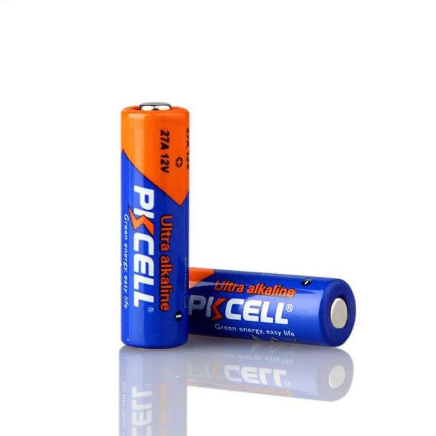 Pila Pkcell Ultra Alcalinas Control Remoto 27a A27 L828 12v 0