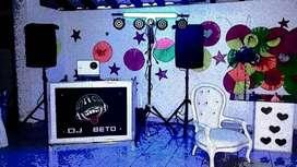 EVENTOS DJ BETO