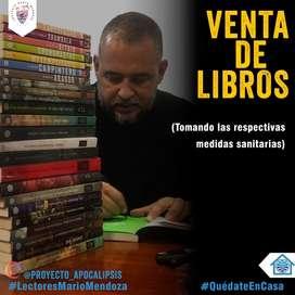 Mario Mendoza Libros