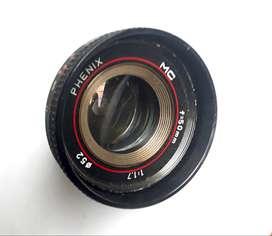 Lente PHENIX MG f=50 mm 1:1.7