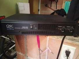 Planta Amplificadora Profesional QSC RMX 850