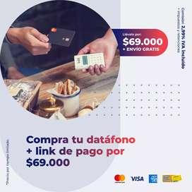 DATAFONO MOVIL - LINK DE PAGO